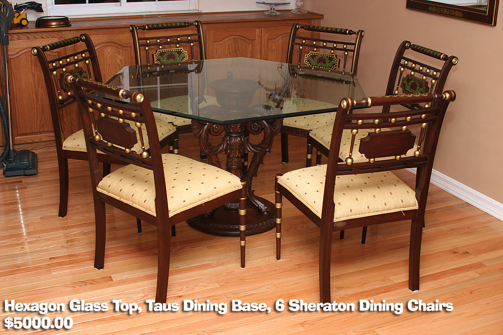 Beautiful Pakistani / Indian Furniture, Hawaili Takht, Hawaili Table,  Chaukandi Chair, Dinning Set
